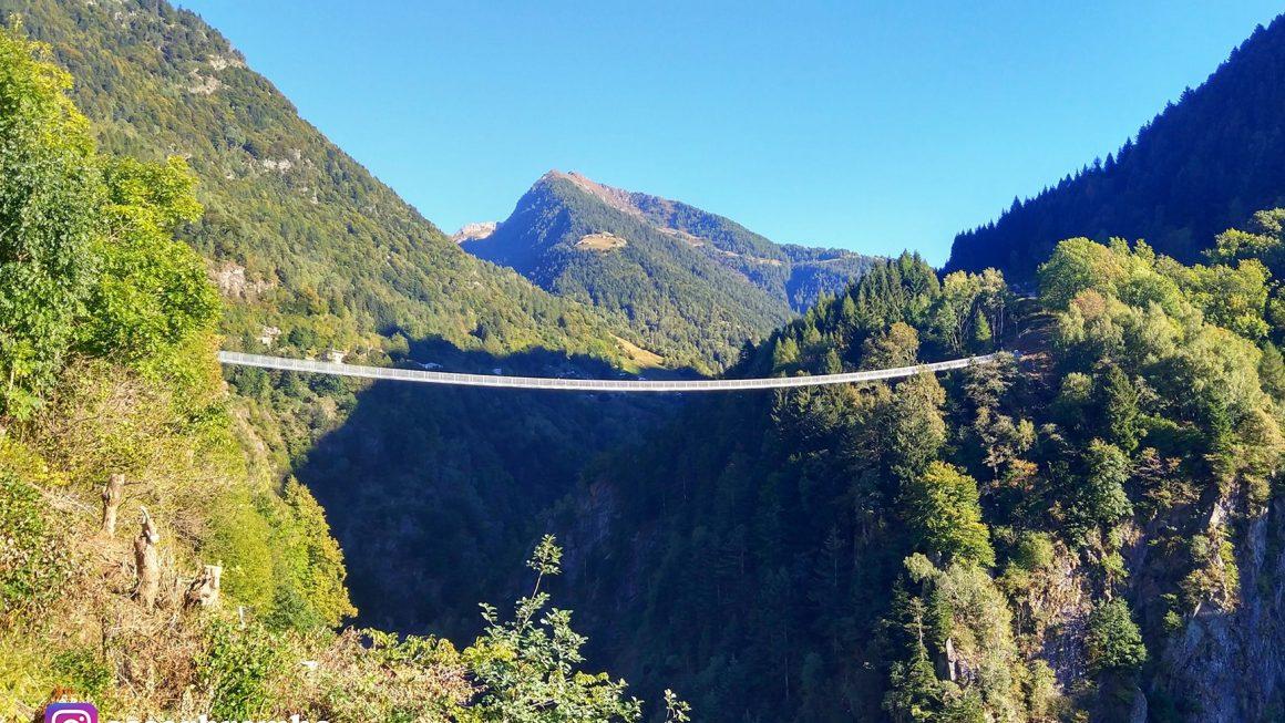 """1 DAY TREKKING """"Il Ponte sul Cielo"""""""