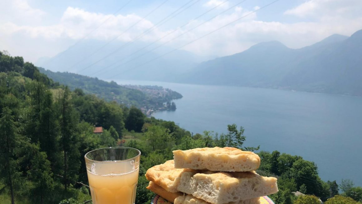 HIKE and COOK Experience in Mandello, Lake Como