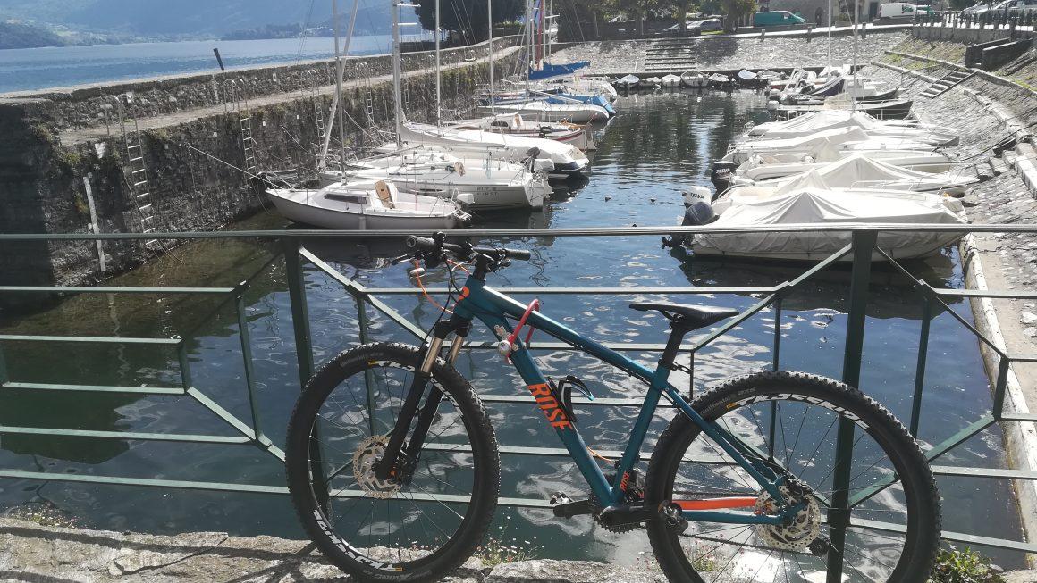 Cycling tour Colico – Morbegno