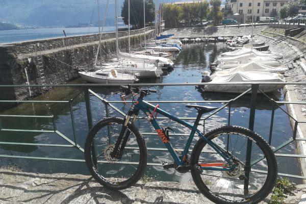 Cycling tour Colico – Domaso