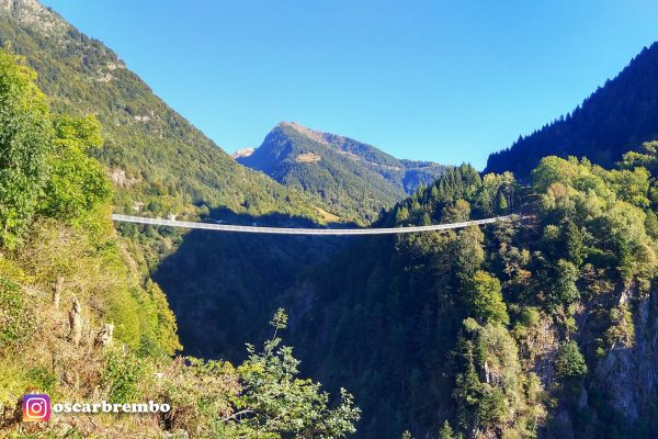 "TREKKING ""Il Ponte sul Cielo"""